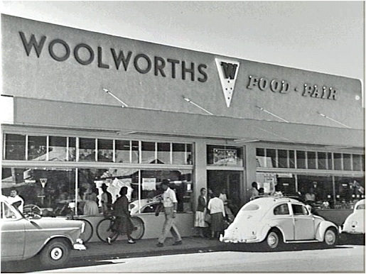 1960: The age of the supermarket