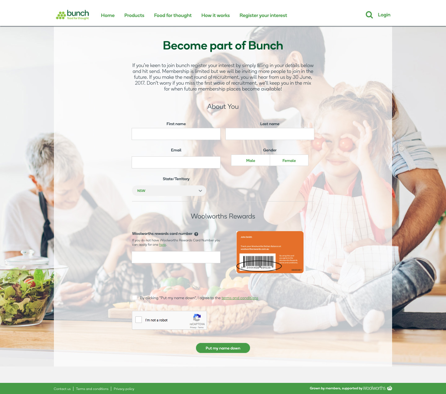 Woolworths launches australias largest supermarket customer for further information please contact woolworths press office 02 8885 1033 or mediawoolworths negle Images