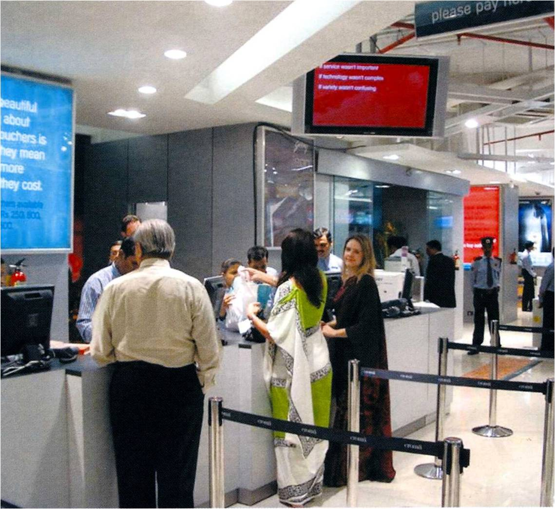 2006: DSE joint venture in India