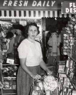 1957: Our first food stores