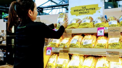 Woolworths partners with The Bread & Butter Project to rise above COVID-19 impacts