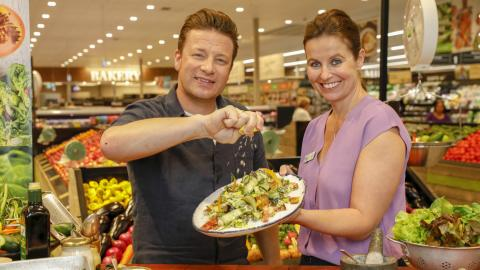 Jamie Oliver and Woolworths make healthier eating easier for Aussies