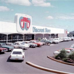 Tamworth BIG W Discount Department Store: Opened 1976