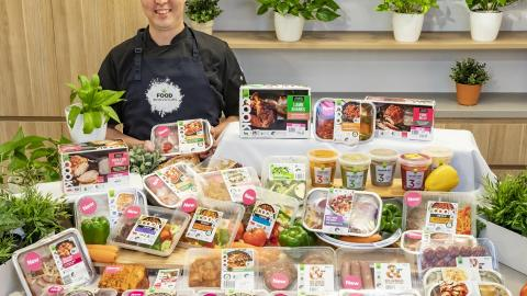 Woolworths launches new range to make eating healthier easier
