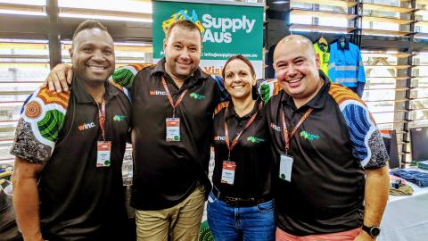 Woolworths Group invests with Indigenous businesses to supply hand sanitiser to keep Australians safe through COVID-19 and beyond