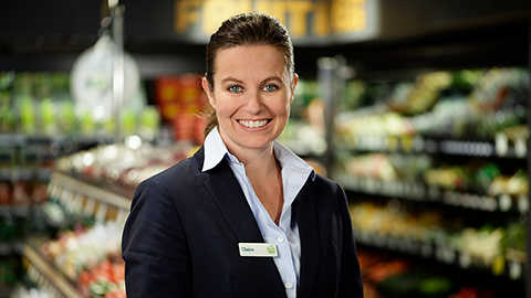 Claire Peters - Managing Director, Woolworths Supermarkets