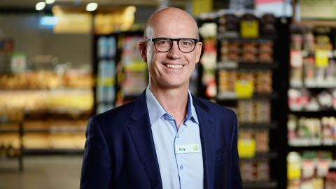 Guy Brent - Managing Director, FoodCo and Metro