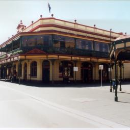 The Sail & Anchor Hotel, Fremantle, WA