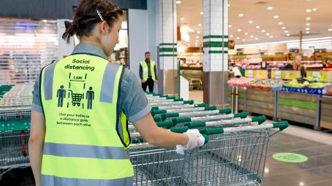 Woolworths implements further measures to help keep Victorians Safe