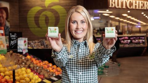 Woolworths announces Discovery Garden