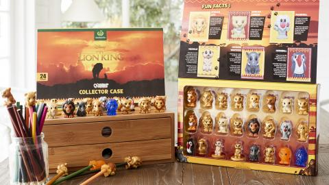 Disney and Woolworths team up to celebrate The Lion King