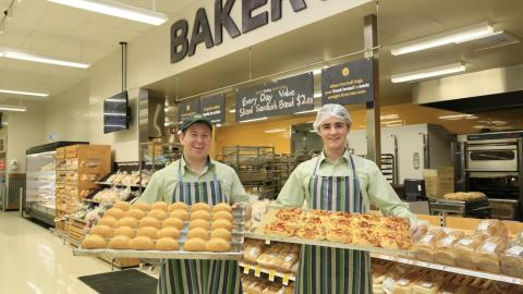Woolworths Schofields welcomes first customers to new store