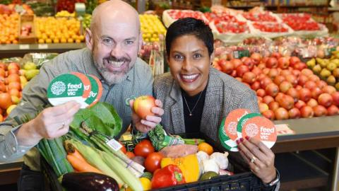 Woolworths kicks off Feed Appeal support with $100,000 donation