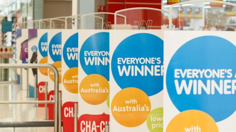 New BIG W Redbank Plaza store brings Australia's lowest prices and 100 new local jobs