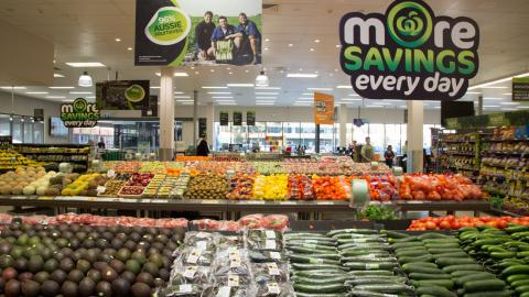 Woolworths Seaford Meadows welcomes first customers to new store