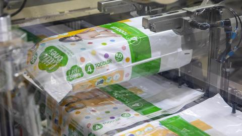 Woolworths moves manufacturing of its Little One's nappies to Australia